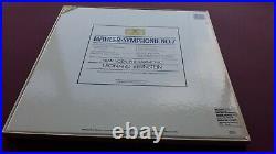 MAHLER SYMPHONY 7 Bernstein New York Philharmonic 2LP Box set 419 211-1