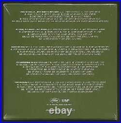 MEGADETH 5 Classic Albums 5CD BOX-SET RARE CDs Mini Vinyl REPLICA! SEALED