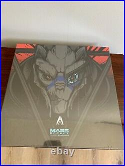 Mass Effect Trilogy Colored Vinyl Record Box Set Soundtrack OST