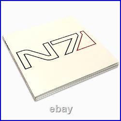 Mass Effect Trilogy N7 Vinyl Collection Soundtrack Record 4 LP Black Box SET
