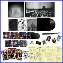 Metallica the Black Album Rem.  Lim. Ed (2021) 6 LP + 14 CD+6 DVD Pre-order