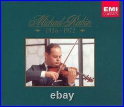 Michael Rabin, 1936-1972 Box Set CD, Oct-2005, 6 Discs, EMI Music