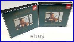 Michael Rabin 1936-1972 EMI 6-CD Box Set Concertos Mosaics Magic Bow Caprices &c