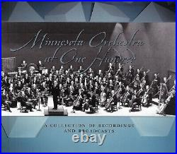 Minnesota Orchestra at 100 historical recordings 12CD set, long out-of-print