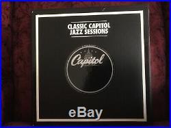 Mosaic The Classic Capitol Jazz Sessions Mosaic 12 CD Box Set Like New