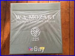 Mozart 225 The Complete Edition 200 CD Box Set NEW with original factory box