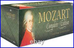 Mozart Complete Edition New CD Oversize Item Spilt, Boxed Set