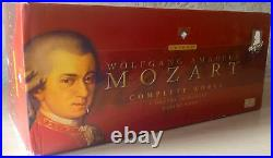 Mozart Complete Works 170 CD Boxed Set Edition Classical Music