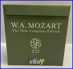 NEW Mozart 225 The New Complete Edition Limited Edition 200CD DECCA 2016