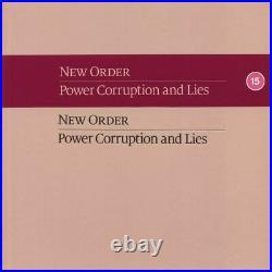 NEW ORDER Power Corruption & Lies (Definitive Edition) Vinyl (LP box)