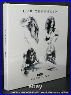 NEW SEALED Led Zeppelin BBC Sessions Classic Records 4-LP Box Set LTD ED