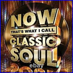 Now That's What I Call Classic Soul CD X3VG The Cheap Fast Free Post The