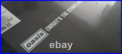 Oasis WHAT'S THE STORY MORNING GLORY Deluxe Boxset Sealed Mint 2014 Vinyl