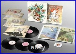 Okami DATA DISCS Vinyl Sound Box Set Classic Black