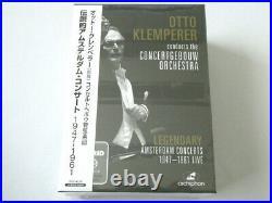Otto Klemperer Concertgebouw Orchestra 1947-1961 Live 24 SACD Hybrid Box JAPAN