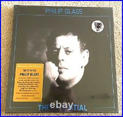 PHILIP GLASS ESSENTIAL LP BOXSET 1500 Made RSD 2020 IN Hand Box Set SOLD OUT