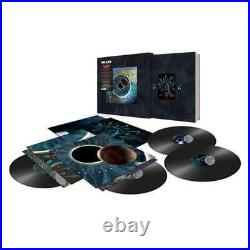 PINK FLOYD- Pulse LIM. 4LP BOX +52-page Book OVP/SEALED rare 90ies live classic