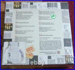Perlman The Original Jacket Collection Limited Edition 2008 Eu 10cd Set Sealed
