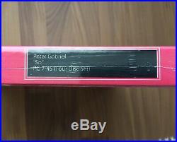 Peter Gabriel So Classic Records 45rpm Clarity Vinyl 4 x 200g LP Box Set SEALED