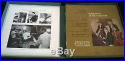 Rare 5lp Box Trio Tcheque Beethoven Le Chant Du Monde Deluxe Box Set Lda-a-8345