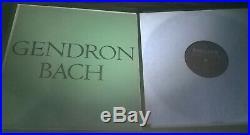 Rare Audiophile Maurice Gendron 3LP 835272/74 AY Plum Hi-Fi Stereo Holland ED1