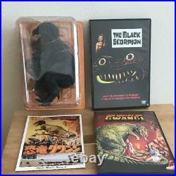 Ray Harryhausen Classic Monsters DVD JP Exclusive Box II with Gwangi Figure NIB
