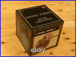 Rca Living Stereo 60 CD Collection (vol. 1) Limited Edition Box New Unplayed