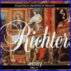 Richter Svjatoslav Richter in Prague 15 CDs Box Set (Harmonia Mundi, 1995)