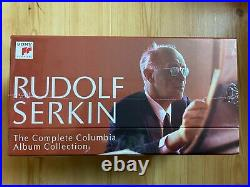 Rudolf Serkin The Complete Columbia Album Collection (75 CDs)