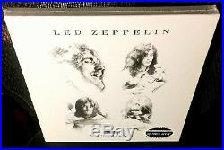 SEALED Led Zeppelin BBC Sessions Classic Records 4LP Box Set LTD ED. 200 Gr