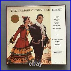 Sax 2266-8 Maria Callas Rossini Barber Of Seville Lp Uk Red Box Set Top Nm