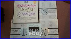 Sax 2470-2 Juilliard Sq Mozart Haydn Quartets Complete Original Uk 3-lp Box Nm