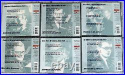 Shostakovich Complete String Quartets Borodin Richter MELODIYA 6CD