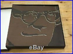 Shostakovich Complete Symphonies KONDRASHIN MRAVINSKY EURODISC MELODIYA 13LP BOX