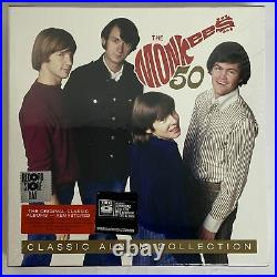 THE MONKEES CLASSIC ALBUM COLLECTION RSD 2016 10 VINYL LP BOXSET (NEWithSEALED)