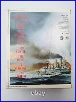 THE WAR OF THE WORLDS JEFF WAYNE'S MUSICAL MD Box Set 2x Minidisc Album (MINT)