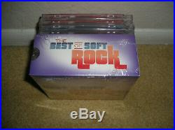 TIME LIFE RHINO BEST OF CLASSIC SOFT ROCK + POP GOES 70s 80s LOVE SONG SEALED CD