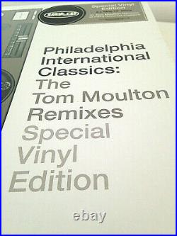 TOM MOULTON PHILADELPHIA iNTERNATIONAL CLASSICS THE REMIXES 8x12 BOX SET