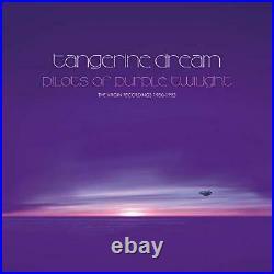 Tangerine Dream Pilots Of Purple Twilight The Virgin Recordings 19 (NEW 10CD)