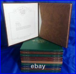 The 100 Greatest Recordings of all Time Franklin Mint Record Society 12 Box Sets