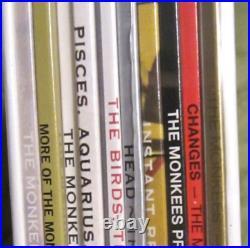 The Monkees Classic Album Collection 9 LP Vinyl Box Set Limited Edition RSD2016