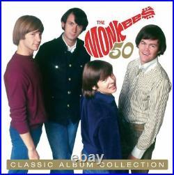 The Monkees Classic Album Collection 9x LP Box Set Reissue Vinyl New Sealed