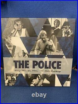 The Police Every Move You Make 6 LP Box. Read Below Description