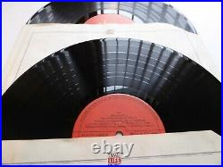 Time Life 1986 Triple Lp Box Set Treasury Of Christmas Classic Vinyl Mint