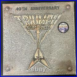 Triumph Allied Forces 40th Anniversary Box Set 2021 Record Store Day RSD NEW