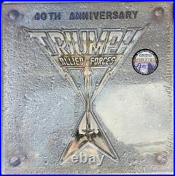 Triumph Allied Forces 40th Anniversary Boxset Sealed Record Store Day Rsd 2021