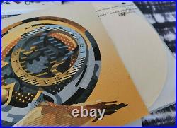 UnchartedNathan Drake Collection Iam8bit 3x Coloured Vinyl Game Soundtrack Box