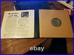 VOX(Set 3 lps)/ MOZART/ TRIO DI BOLZANO, 1950's vinyl NM, box EX/+, DREAM KILLER