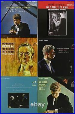 Van Cliburn Complete Album Collection (2013)