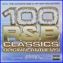 Various Artists 100 R&B Classics Original Anthems Various Artists CD NYVG